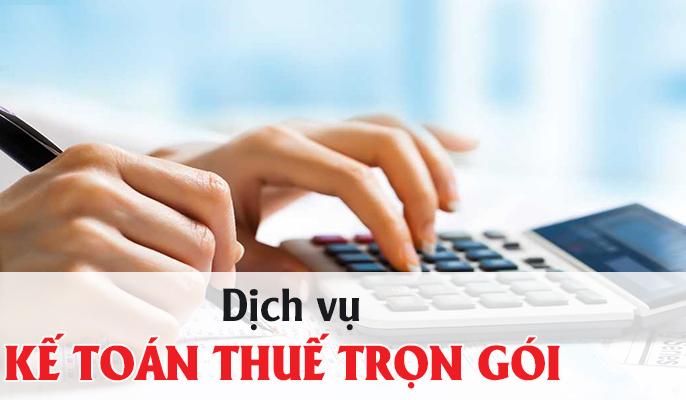 Dịch vụ kế toán trọn gói giá rẻ uy tín chuyên nghiệp